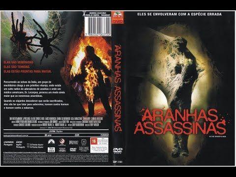 Aranha Assassinas Filme De Terror Completo Dublado Filme Hd
