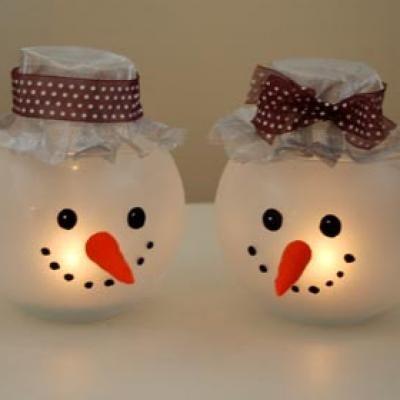 snowmen couple!!!