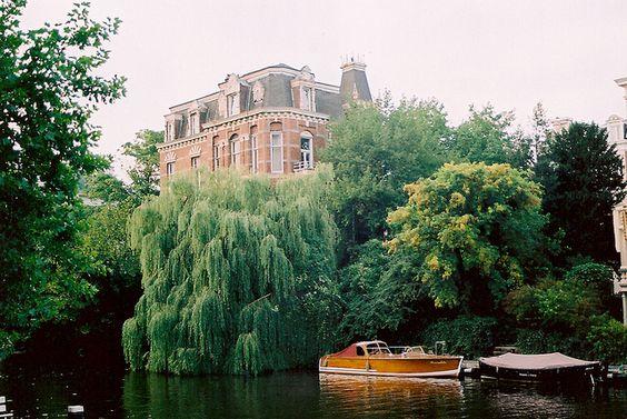 Amsterdam... Muito linda...