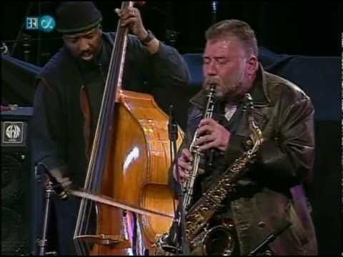 Peter Brotzmann Quartet - Jazzfest Berlin'95 - YouTube