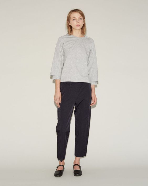 Comme des Garçons Comme des Garçons Ester Drawstring Trousers | LA GARçONNE saved by #ShoppingIS