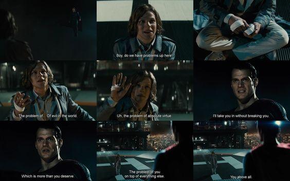 Lex Luthor & Superman