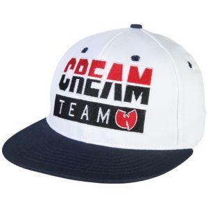 Wutang Brand LTD Cream Team Snapback - Men's - Skate - Accessories - White/Navy