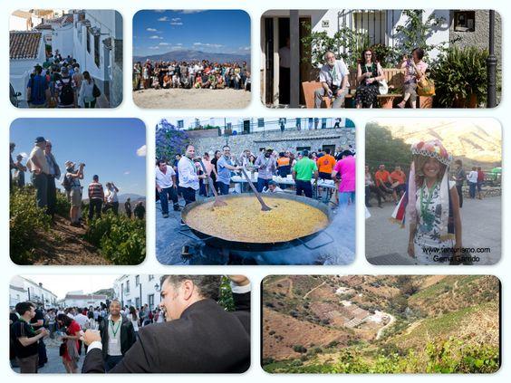 ¿Cómo crear experiencias turísticas? El día del vino y la pasa en Moclinejo.