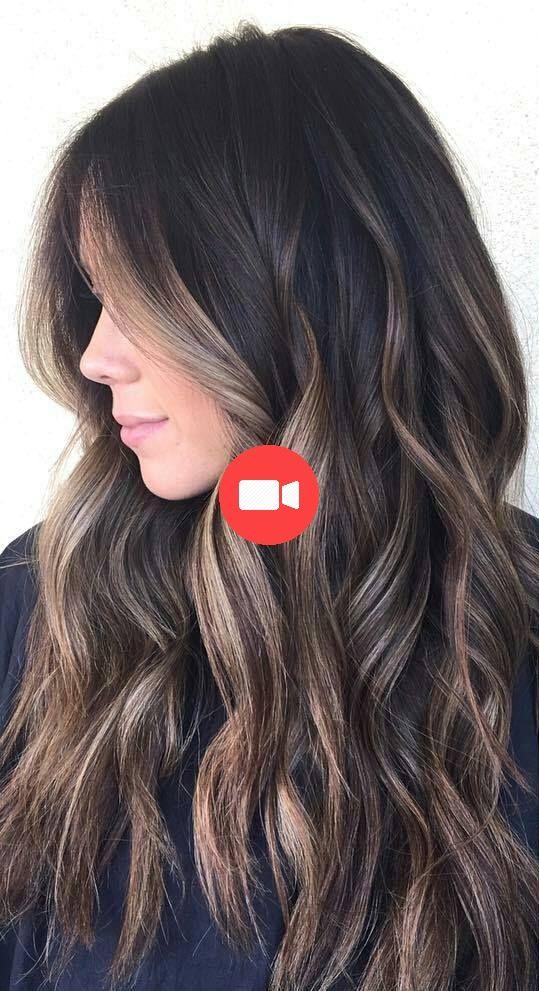 38 Top Balayage Cheveux Chatain Fonce Balayage Idees De Couleurs De Cheveux Coiffures Ba Stud Earrings