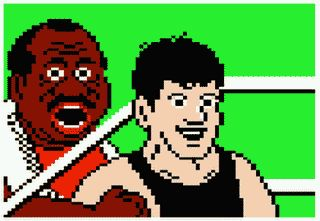 Doc Coach Punch Out NES   I LOVED this game!!