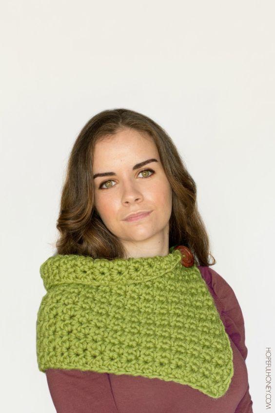 Waterlily Scarf - Free Crochet Pattern