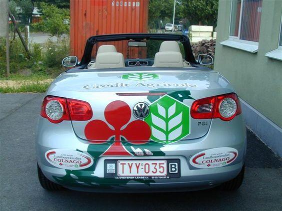 mactac-soignies-films-adhésifs-décoration-marquage-véhicules-MACal-9800-Pro-Crédit-Agricole-VW-car-Publiciteit-Studio-Robert-Belgium-003