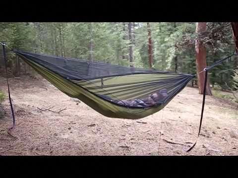 Bersantai dengan hammock