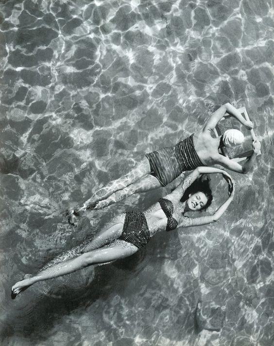 Toni Frissell for Harper's Bazaar, 1949: