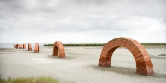 Gibbs Farm: Art in the New Zealand Landscape - Andy Goldsworthy