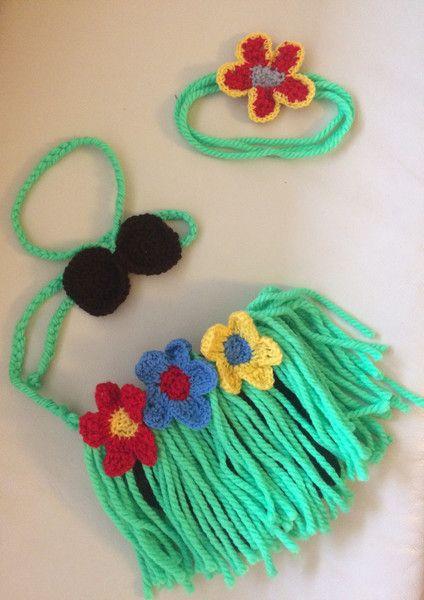 Baby Set Hawaii  von MyGoodShop auf DaWanda.com
