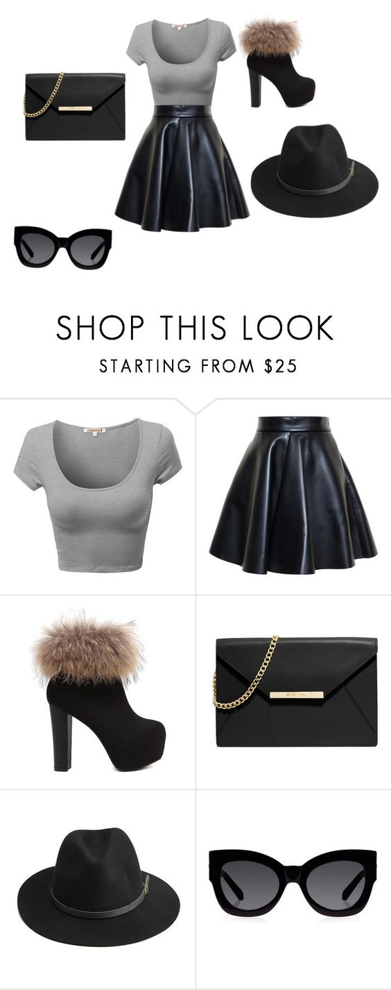 """I'm cute"" by kawaiigirl2004 ❤ liked on Polyvore featuring interior, interiors, interior design, home, home decor, interior decorating, MSGM, MICHAEL Michael Kors, BeckSöndergaard and Karen Walker"