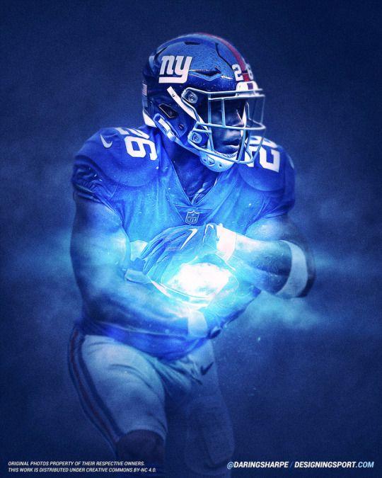 Saquon Barkley New York Giants Ny Giants Football New York Giants New York Giants Football