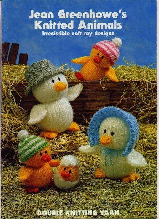 "Кукляндия: Журнал ""Животные"" ( Knitted Animals by Jean Greenhowe)"