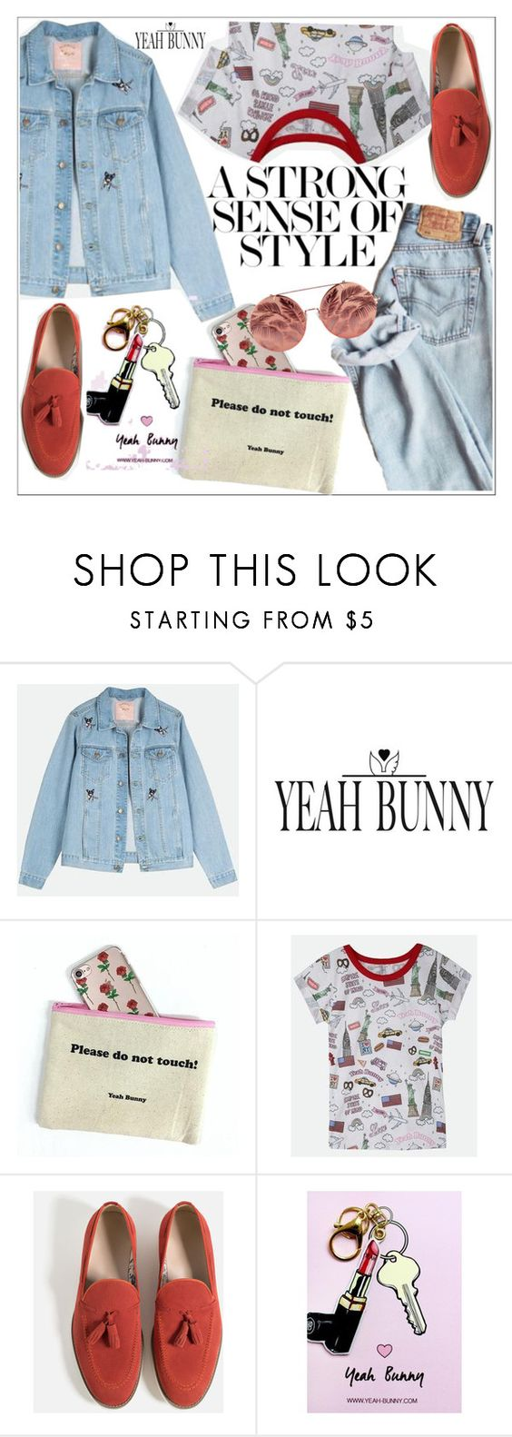 """""""A strong sense of style"""" by teoecar ❤ liked on Polyvore featuring Yeah Bunny and Matthew Williamson"""