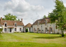 La Gaucherie   France Loir-et-Cher Loire Valley. Deep country peace on the farm…