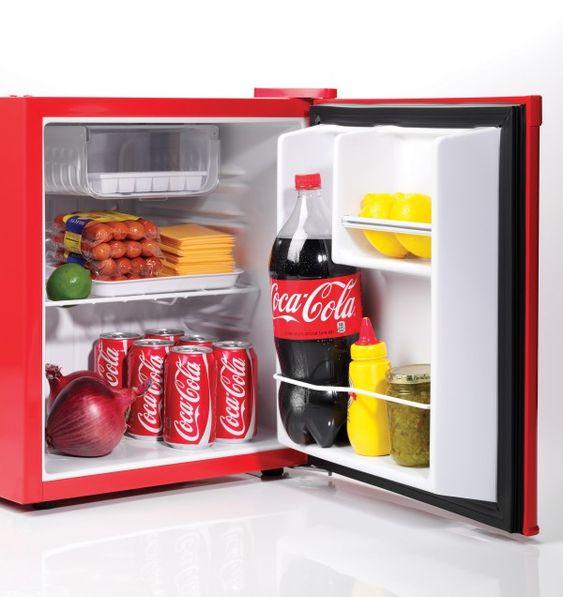 Refrigerador Compacto Coca-Cola Nostalgia Electrics