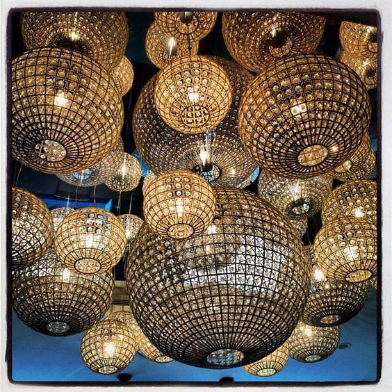 Giant Suspension Lamp #firstondesign #design #interiordesign #lamp #suspensionlamp