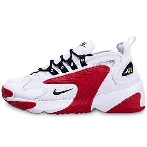 chaussure nike zoom 2k femme rouge
