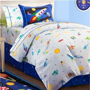 Olive Kids Out of This World Duvet Cover,On sale price: $59.99-$69.99