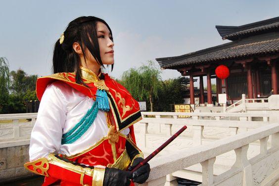 Dynasty Warriors 6 ZhouYu by ~Rina-Liu on deviantART