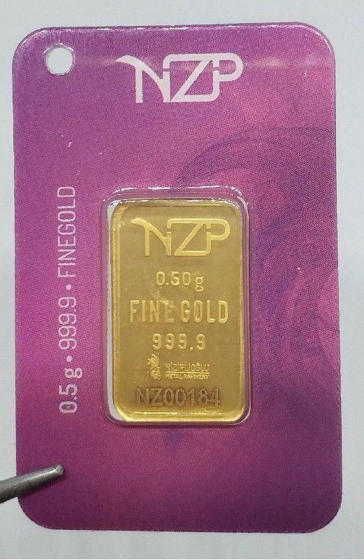 2 X 0 50 Gr 1 2 Gram Fine Gold Bullion Bar 24 Ct 9999 Big Special Size Gold Bar 14kgold Goldcoins Gold Bullion Bars Gold Bullion Gold Stock