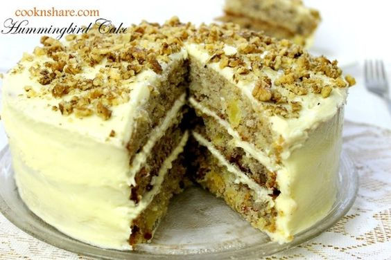 How to Make This Sweet & Rich Pineapple Banana Cake….