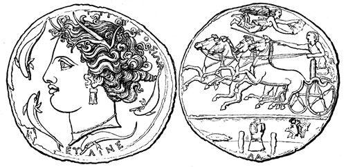 Printable Greek coins