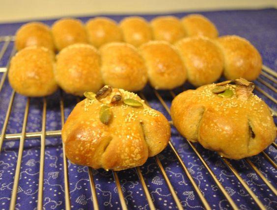 黒糖パン 楽健寺酵母元種使用