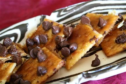 Poor Man's Toffee Recipe: Man S Toffee, Nut Free Almond, Vegan Desserts, Palate Recipes, Recipes Sweet Stuff, Fabfood Recipes, Healthy Halloween Treats, Favorite Recipes, Healthy Treats