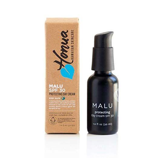 Honua Skincare Malu Protecting Day Cream Spf 30 Skin Care Juice Beauty Mineral Sunscreen