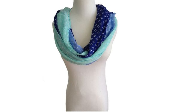Item: 14SS0063   Description: Fashion Printing Infinity Scarf   Size: 100*2*40 cm   Composition: 100% viscose   Application: WOMEN   Moq: 800 Pcs   Lead time: 60 days   Country of Origin: China   Main Market: America, Europe, Australia, Japan   Specification: Very soft hand feel