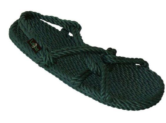 Sandálias em Corda | Lagoa World | Coleções | São José