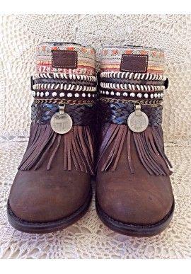 EMONK IBIZA botas (2) - Extensiones de pluma
