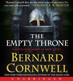 The Empty Throne (Saxon Tales #8)