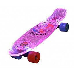 Flameboy vs. Wet Willy Skateboard met Led verlichting