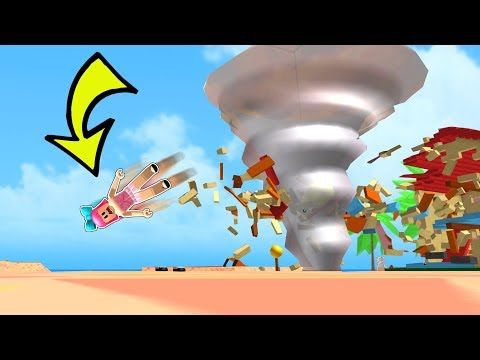Roblox Survive The Tornado Epic Disaster Survival - survive the epic disaster update roblox