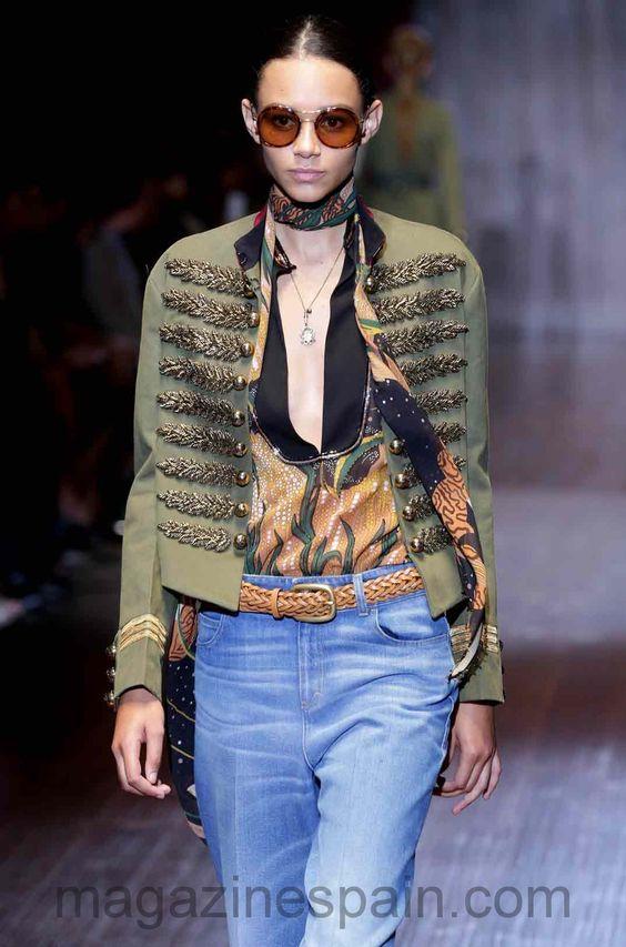#MFW14 Gucci