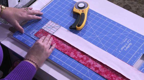 How to Make Strip Pieced Four Patch Units with Kimberly Einmo