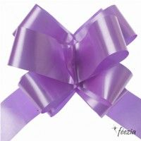 Grand Noeud Automatique Lilas par 10