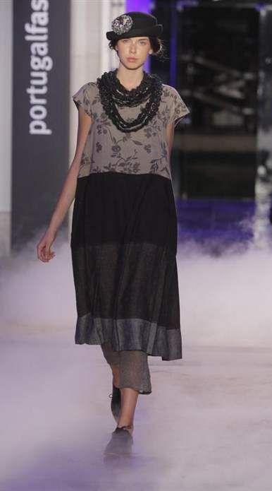 Teresa Martins | Portugal Fashion Sprinkle - Primavera-Verão 2015 - Vogue Portugal