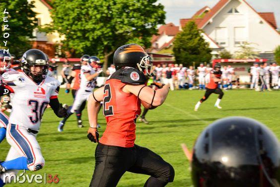 Football Fulda Saints Wetzlar Wölfe 21-05-2016 © Leroymike - Fotograf aus Fulda www.shooting-star.eu (1 / 8)