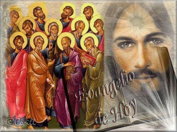 Resultado de imagen para Marcos 3,13-19