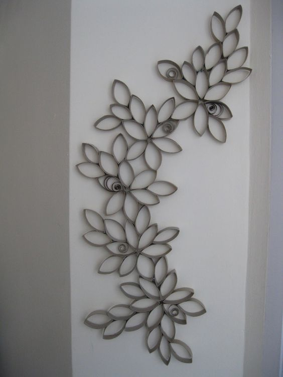 Toilet paper rolls project you just need couple of for Toilet paper roll art projects
