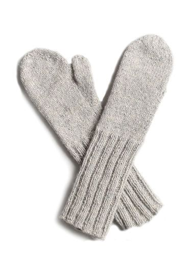 TOFT mittens knitting pattern: alpaca yarn knitting ...