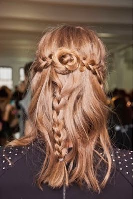 2013 Holiday Hairstyles: Braids