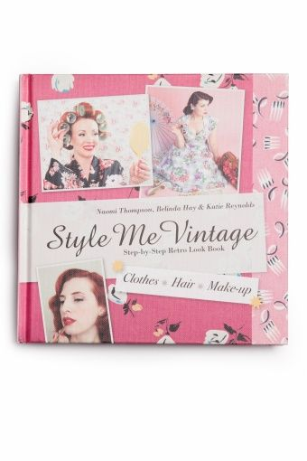 Style Me Vintage - LOOK BOOK Step-by-Step Retro Look Book