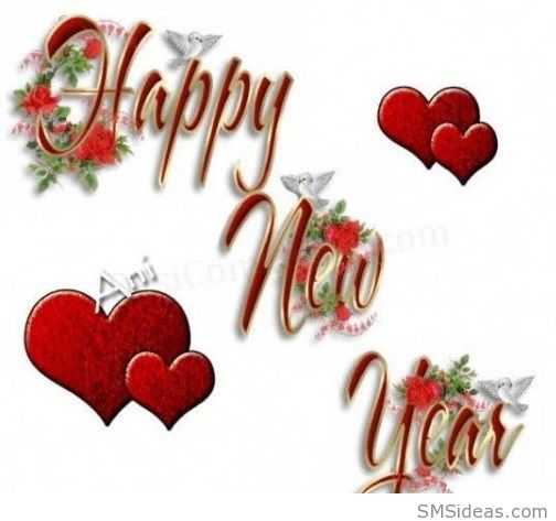 Happy New Year Love Wish Poem Silvester