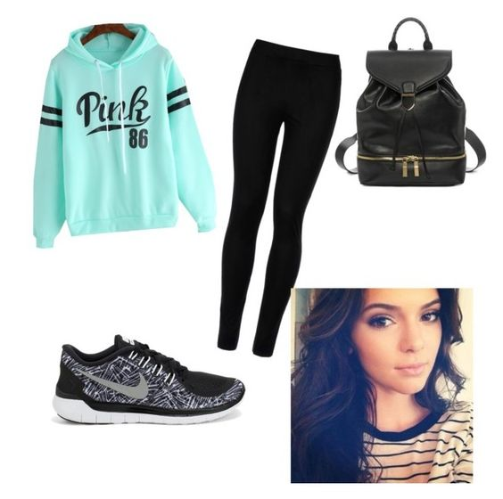 """""""Basketball game"""" by ayla1jane on Polyvore featuring Wolford, NIKE and Alexander McQueen"""